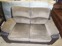 Shepperaton II loveseat and chair for sale