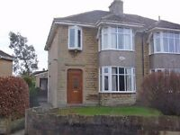 Fully Furnished spacious 3 bed semi-detached House to rent