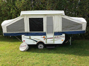 Rental Pop Up Tent Trailer ***Fall Special Rates****