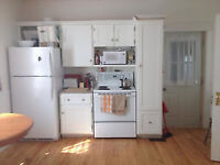 Only PAY HALF of First Months Rent!!!-Downtown Fredericton