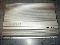 Kenwood kac 1023 car amplifier