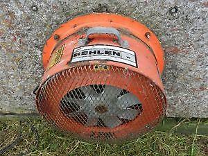 Grain aeration fan  220 volt 1 phase