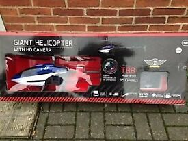Giant T88 remote controlled Helicopter BRAND NEW