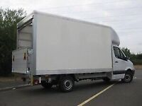 TRUCK ANY LUTON VAN MAN HIRE RENT MOVE COMMERCIAL HOUSE OFFICE REMOVALS SUMMER OFFER DELIVERY GIFT