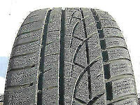 2 x 225/45/18 HANKOOK WINTER ICEPT SNOW tires %95 tread left DOT