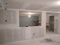 Looking for small drywall and taping jobs.