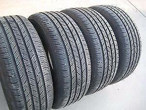 205 55 16 Goodyear Eagle RS-A All Season Tires LIKE NEW