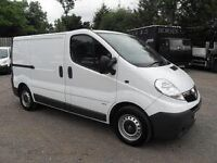 WE BUY ALL RENAULT TRAFIC VAUXHALL VIVARO NISSAN PRIMASTAR ANY CONDITION
