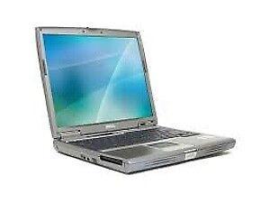 Dell Latitude D610 Laptp Computer For Sale