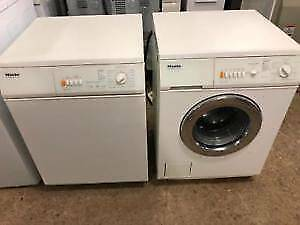 MIELE HIGHEND STACKBLE WASHER DRYER SET FREE DELIVERY+3 M WARNTY