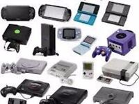 Sell your games console and games today! Xbox,Playstation,Nintendo,Gameboy,DS,PS Vita,PSP and more!