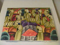 Artist Signed 12 By 16 Inch Painting
