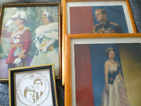 Vintage Royal Family Collection