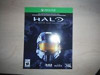 XBOX ONE HALO: THE MASTERCHIEF COLLECTION