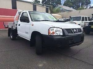 Nissan Navara 2010 D22 DX Cab Chass Rent to Own for $199 per week Mount Druitt Blacktown Area Preview