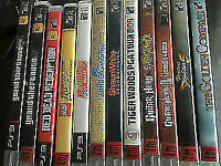 14 Used PS3 Game Package