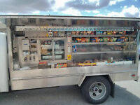 Coffee truck and route for sale