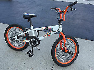 Boy's Mongoose Crush Freestyle Bike - Price Is Negotiable