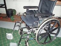 INVACARE RIDE-LITE 9000 WHEEL CHAIR