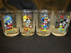 Disney Glasses - two sets of four each Kitchener / Waterloo Kitchener Area image 2