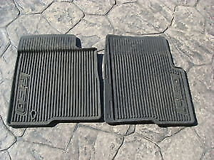 Ford F150 Factory Rubber Floor Mats