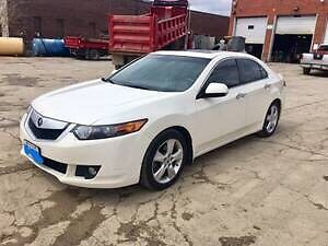 2010 Acura TSX Sedan, Sports Package, Manual transmission