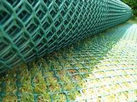 Turf protection mesh - unused