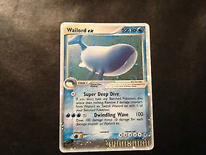 Wailord ex 100/100