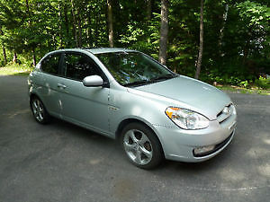 2011 Hyundai Accent Coupé (2 portes) Saguenay Saguenay-Lac-Saint-Jean image 1