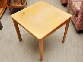 XMAS SALE NOW ON!! Oak Coffee Table - Can Deliver For £19