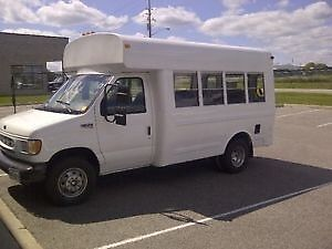 1998 Ford Short Bus