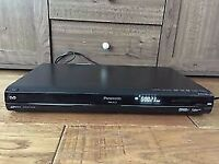 Panasonic Dvd recorder. Freeview. Rrp 250
