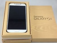 FACTORY UNLOCKED SAMSUNG GALAXY S4, 16GB, WHITE IN BOX, UNLOCK