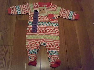 Baby Girl Sleeper (Size 3 months) **BRAND NEW WITH TAGS!**