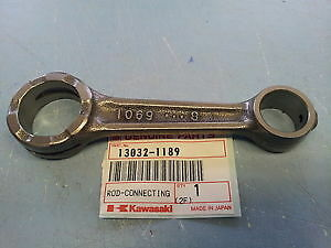 1 new Kawasaki #13032-1189 Crankshaft Connecting Rod.