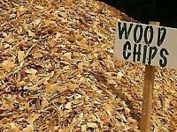 Looking for free wood chips