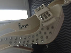 Spiked Charlotte Russe high heels