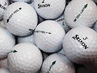 40 soft feel srixion golfballs