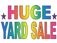 ***YARD SALE MONCTON NORTH MAY 27 & 28***