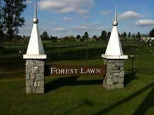 Forest Lawn cemetery plots for sale - Burnaby B.C