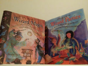New The Book of Wizard Magic & The Book of Wizard Parties
