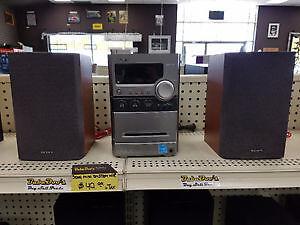 Mini System - Sony
