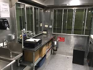 AWESOME FOOD TRAILER FOR SALE - A KITCHEN ON WHEELS!!!