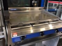 Blue Seal Counter top Griddle