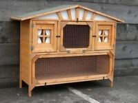 Rabbit/Guinea Pig Hutch 4 FT BRAND NEW