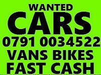 🇬🇧 Ø791Ø Ø34522 WANTED CAR VAN BIKE 4x4 FOR CASH BUY MY SELL YOUR SCRAP COLLECT IN 1 hour aw4l