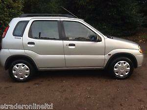 Suzuki Ignis 2001 Automatic****Moving out>> regrettable sell Victoria Park Victoria Park Area Preview