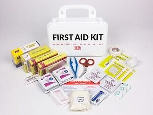 First Aid Kit For Quebec Vehicle