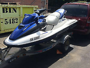 WANTED 96 AND ABOVE SEADOO IN NEED OF REPAIR