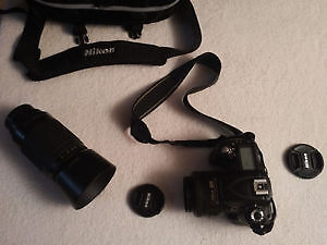 d90 camera combo kit in excellent condition Nikon SLR Digital